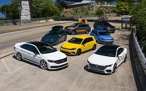 Семеро по лавкам. Volkswagen пытается привлечь молодежь