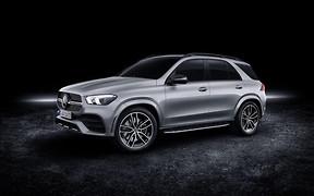 490 л.с. плюс генератор. Самый мощный Mercedes-Benz GLE будет гибридом
