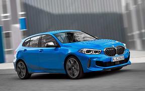 З іншого тіста? Новий BMW 1 серії повністю розсекречений. ВІДЕО