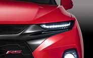 Chevrolet показує нового кросовера Traiblazer