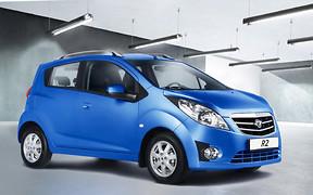 Ravon відновить поставки автомобілів в Україну