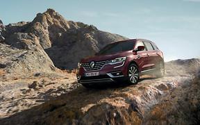 Оновлений Renault Koleos буде гальмувати перед пішоходами