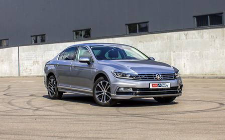 Тест-драйв Volkswagen Passat. Лицом к народу