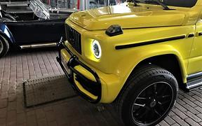 «Гелик» — дешево! Suzuki Jimny все лучше притворяется «Мерседесом» G-класса