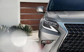 Прадолюб. Позашляховик Lexus GX оновився