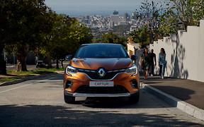 Автомобиль недели. Renault Captur