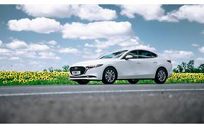 Тест-драйв Mazda3: Новый мировой порядок