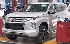 Со всех сторон. Новый Mitsubishi Pajero Sport рассекретили до премьеры. ВИДЕО