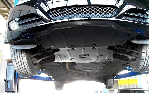 Защита двигателя Титан – автомобиль будет вам благодарен