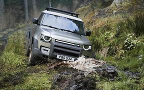 Автомобиль недели. Land Rover Defender