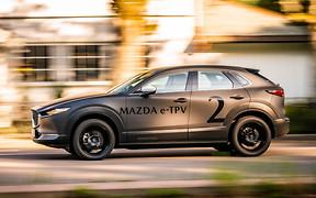 Вструмили. Mazda підтвердила чутки про випуск електромобіля