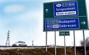 Венгры создали памятку для украинских водителей