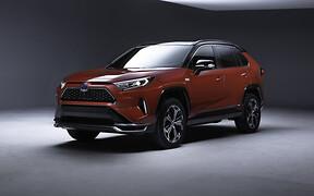 Новый Toyota RAV4 станет подзаряжаемым гибридом
