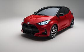 Автомобиль недели. Toyota Yaris
