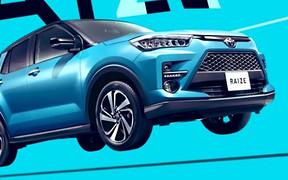 У нового Toyota RAV4 появится «младший брат». ФОТО