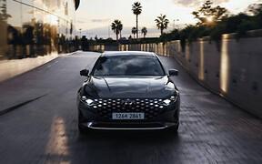 Заводское ГБО и 17 200 заказов за сутки. Hyundai показал новый «Гренджер»