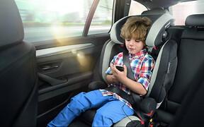 Закон о штрафах за нарушение правил перевозки детей опубликован