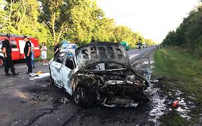 Почти 130 тысяч ДТП в Украине! Где чаще всего попадают в аварии?