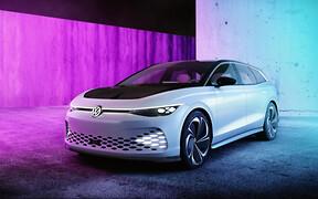 Надоели кроссоверы? Volkswagen представил электрический универсал. ФОТО