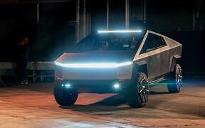 Что показал? Илон Маск презентовал пикап Tesla Cybertruck за $70 тыс. ВИДЕО