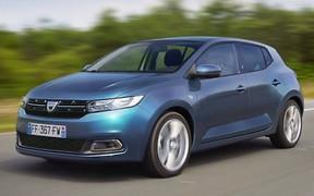 Новое поколение Renault Sandero станет гибридом