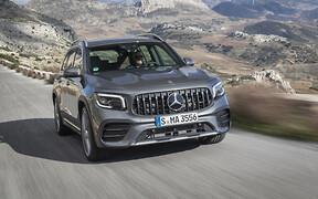 Автомобиль недели: Mercedes-Benz GLB