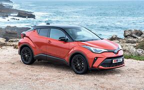 Тест-драйв Toyota C-HR. Заводний апельсин