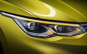 Обновленный Volkswagen Tiguan «попался» на фотосессии