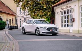 Тест-драйв Mazda 3: В зоне комфорта
