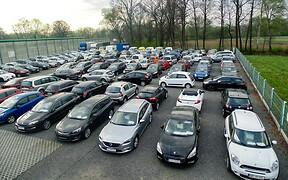 Участникам АТО предлагают разрешить растамаживать авто в рассрочку