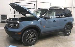 Новый внедорожник Ford Bronco уже рассекретили. На кого похож?