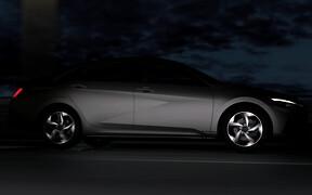 Гранчак. Hyundai отбил подачу «Октавии» дизайном новой «Элантры». ВИДЕО