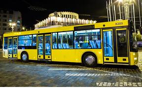 УВАГА! Громадський транспорт у Києві та Тернополі — тільки за спецперепустками