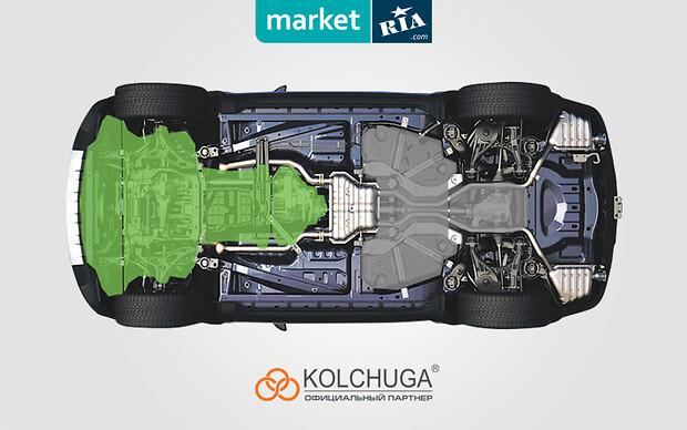 Защита двигателя Кольчуга с бесплатной доставкой