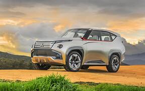 Без рамы и гибрид. Каким будет новое поколение Mitsubishi Pajero?