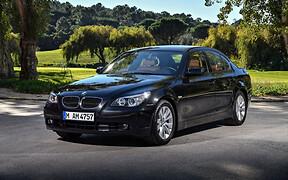 Вибираємо уживане авто. BMW 5 Серії (E60)