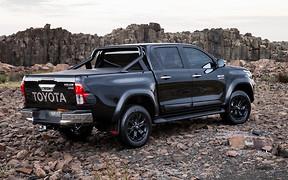 Toyota готовит соперника «заряженным» Ford Ranger Raptor и VW Amarok V6