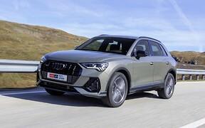 Тест-драйв Audi Q3: Больше не «заплатка»