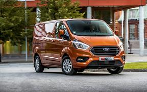 Тест-драйв Ford Transit Custom PHEV: Деньги любят счет