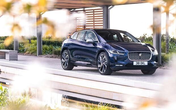 Стал быстрее…заряжаться! Что еще нового в обновленном Jaguar I-Pace?