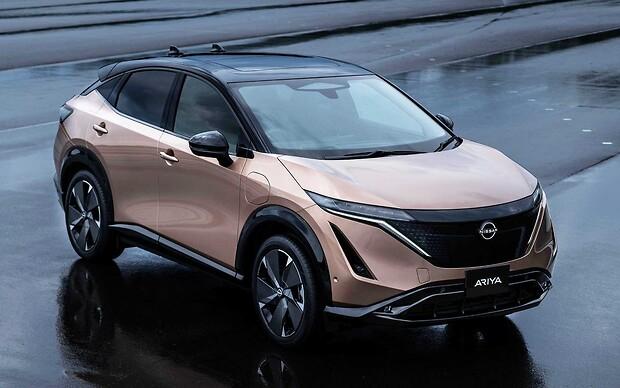 Электрокроссовер Nissan Ariya с запасом хода в 500 км готов к производству