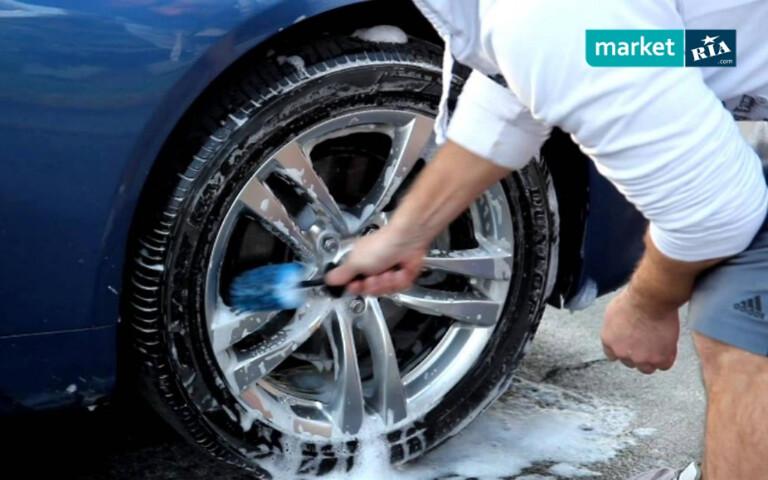 Как отмыть диски авто: уход и обслуживание