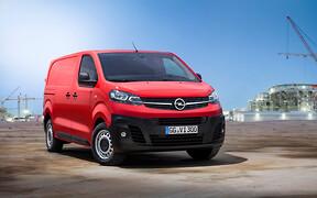 Много на себя берет? Новый Opel Vivaro добрался до Украины