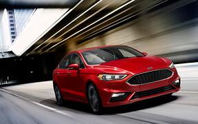 Теперь только б/у. Ford снял с производства седан Fusion