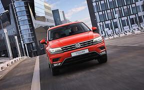 Почем покупать и за сколько можно продать Volkswagen Tiguan