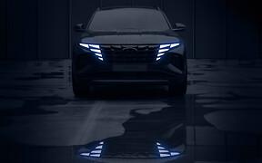 Моторы нового Hyundai Tucson - больше не секрет