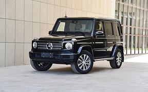 Mercedes-Benz представил «бюджетную» версию G-Класса. Сколько?!
