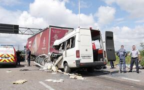 Самые опасные дороги Украины осенью 2020-го. Что нового?