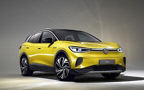 Электрический кроссовер Volkswagen I.D.4 дебютировал. Есть первые цены!