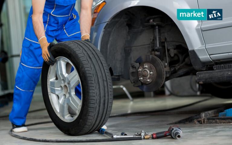 Замена шин - на какую ось ставить новую резину и правильная ротация
